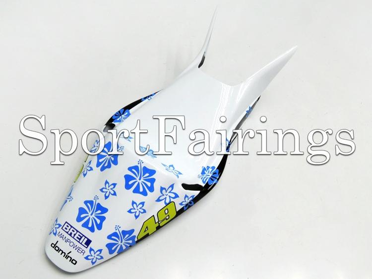 Fiber Glass Racing Tail For Honda CBR600RR F5 03 04 2003 2004 Sportbike CBR600 Fiberglass Fairing Bodywork F5 Cowling New(China (Mainland))