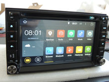 """YOKOTRON"" 6.2"" Capacitive Touch Android 4.4.4 Universal 2 din Car Radio DVD for Nissan+1.6GHz+1GB RAM+A9 Dual +3G/Wifi+GPS(China (Mainland))"