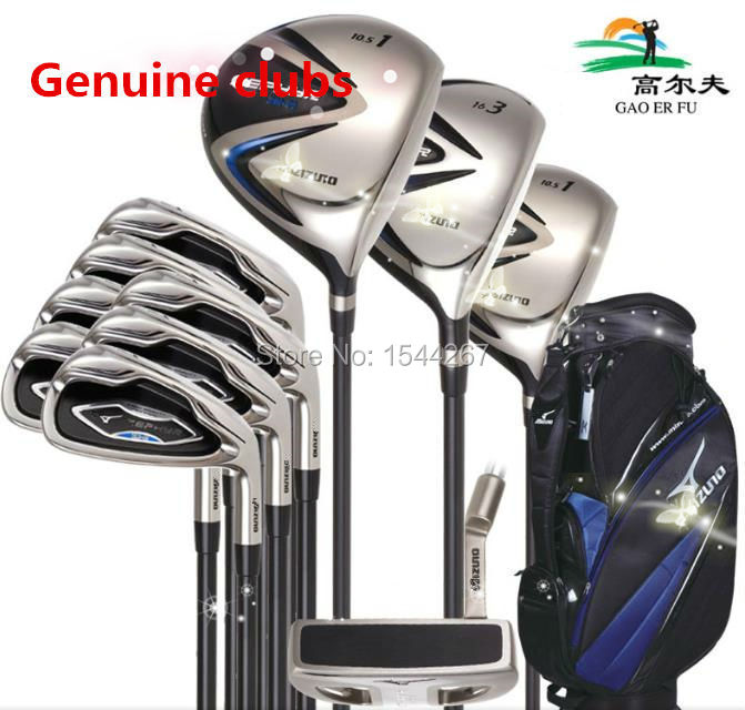 2015 Free shipping New Golf clubs complete set of golf clubs with graphite shaft and bag brand men golf full set clubs(China (Mainland))