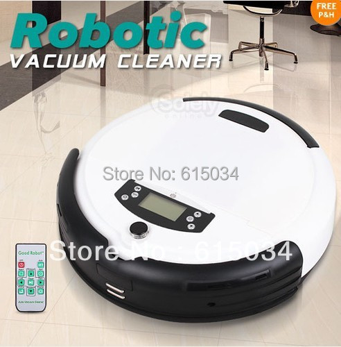 (Free Shipping For Thailand Buyer ) 4 In 1 Multifunctional Automatic Vacuum Cleaner, Timer Set,Auto recharged,Remote Controller(China (Mainland))