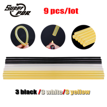 Buy 9pcs/lot Hot Melt Glue Sticks PDR Professional Adhesive Sticks Paintless Dent Repair Tools Dent Removal Tool Kit for $8.46 in AliExpress store