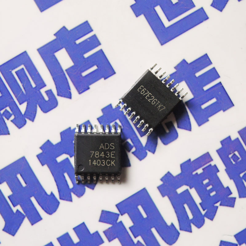 Здесь можно купить  ADS7843E-SSO-16 chip touch-screen controllers importer--CSYXKJ ADS7843E-SSO-16 chip touch-screen controllers importer--CSYXKJ Электронные компоненты и материалы