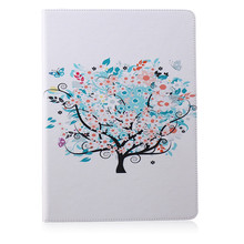 Fashion Painting PU Leather Case Cover For Apple iPad Pro 12.9″ inch Tablet Protect Shell 1PCS/LOT free shipping