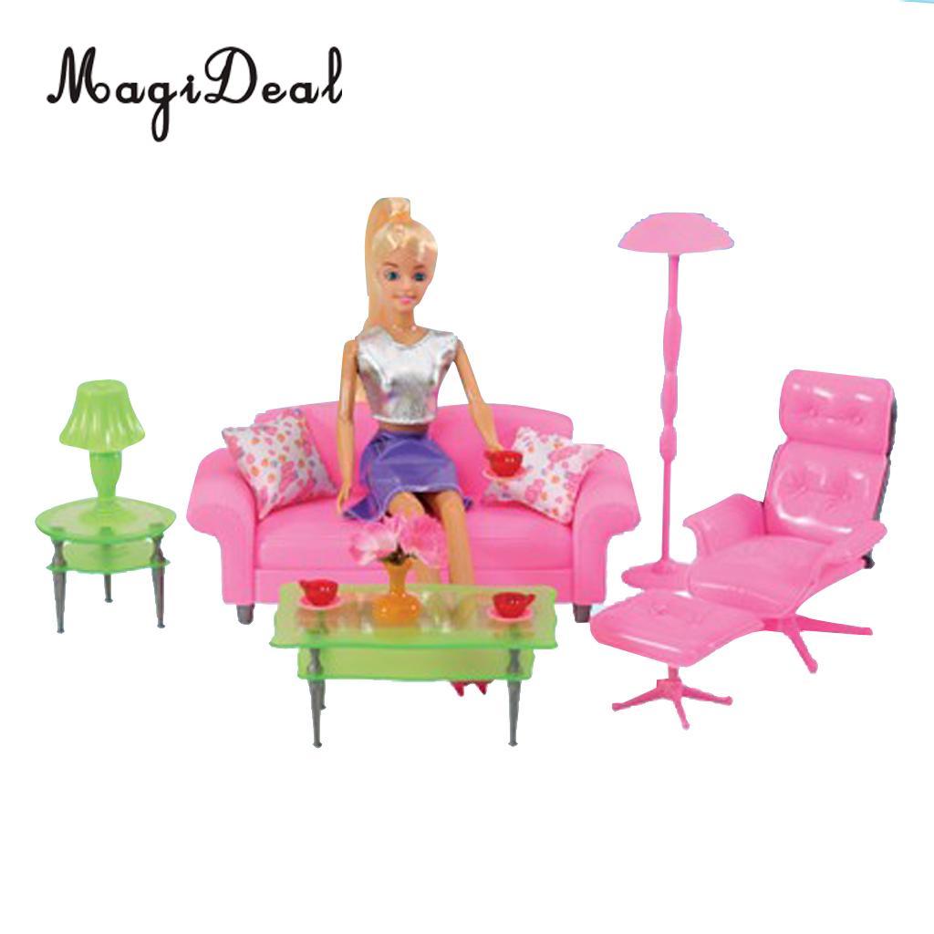 MagiDeal 1//25th Miniature Dolls House Closet Decoration Clothes Pants Skirts