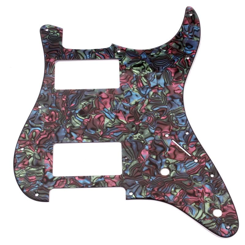 Electric Guitar Dual Single Double Pickguard Musical Instrument Accessories Guitar Accessories Electric Guitar Accessories(China (Mainland))