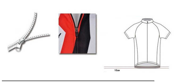 Racmmer 2016 Breathable Pro Cycling Jersey Summer Mtb Clothes Short Bicycle Clothing Ropa Maillot Ciclismo Bike Wear Kit #DX-02
