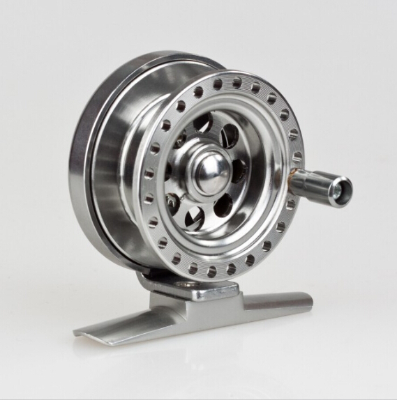 Free shipping 2015 hot sale metal blv50 carp ice fishing for Fly fishing reels for sale
