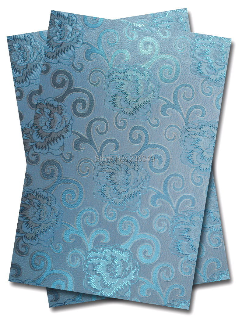 New design and hot-selling and fashion African Sego headtie ,DAMASK SEGO,AFRICAN HEAD TIE,GELE,,2pcs/set No.ITT638 BLUE(China (Mainland))