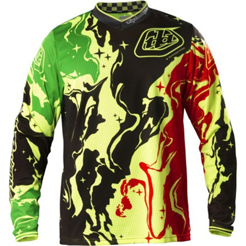 New 2016 Summer MTB MX DH Mountain Bike Jersey TLD Downhill Jersey Motocross Bicycle Motorcycle Cycling Shirts Multi Colors(China (Mainland))