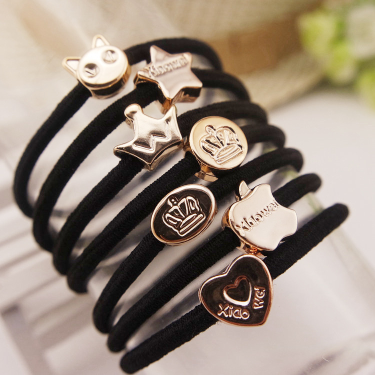 Korean style hair band,multiple shape designs for women hair decoration,perfect select of hair ring headwear(China (Mainland))