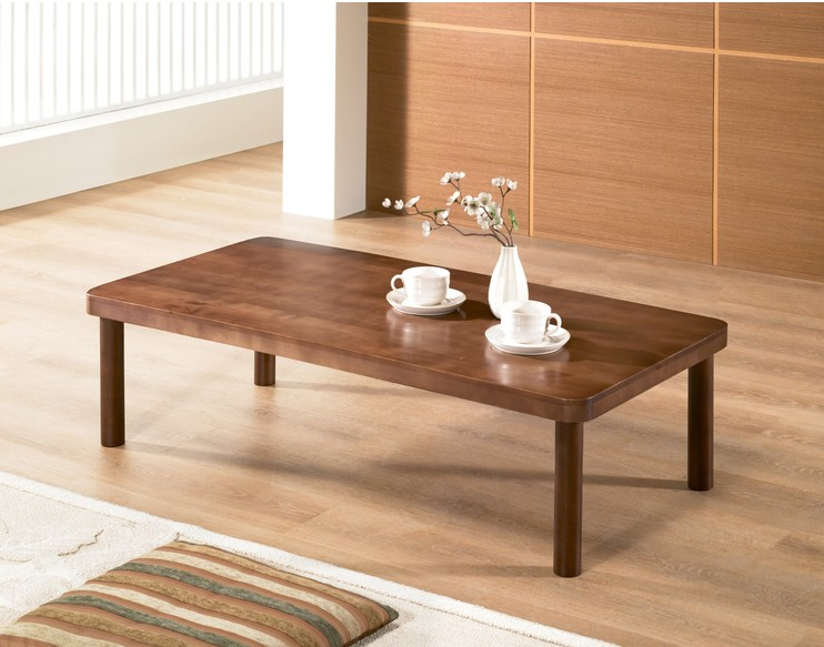 Hansol pine wood coffee table [100%] South Korea South Korean exports table kang table tatami factory outlets(China (Mainland))