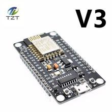 1pcs New Wireless module CH340 NodeMcu V3 Lua WIFI Internet of Things development board based ESP8266(China (Mainland))