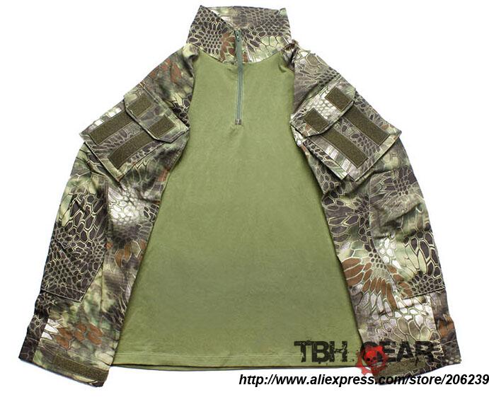 TMC G3 Style 1819-MAD Combat Shirit Kryptek Mandrake Camo Tactical Shirt+Free shipping(SKU12050220)<br><br>Aliexpress