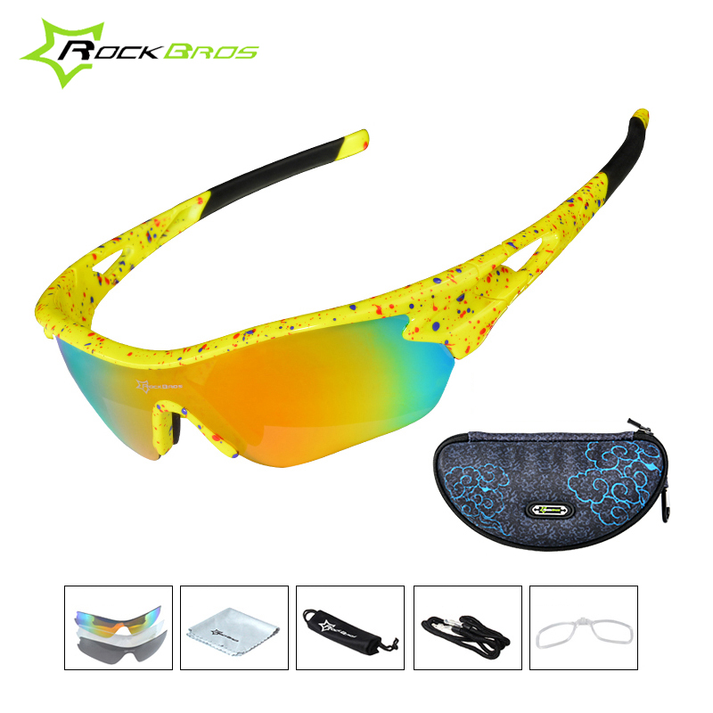 ROCKBROS Cycling Sunglasses Tour De France UV400 Sports MTB Road Bicycle Bike Glasses Cycling Eyewear 2016 Occhiali Ciclismo(China (Mainland))