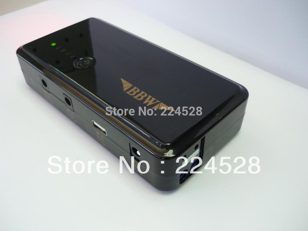 12V Mini Multi-function Portable Vehicle Jump Starter/Car Emergency Power Supply(China (Mainland))