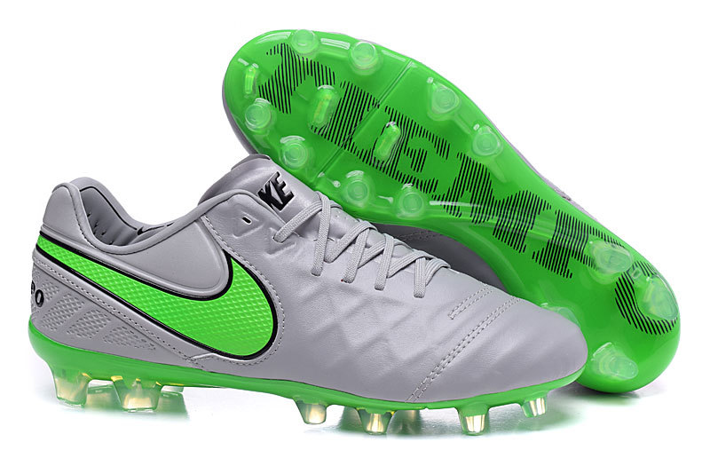 Nike Chaussures de football Tiempo Genio II leather FG