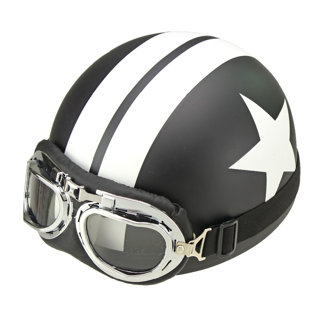 Hot Fashion Cheap Men Women Motorcycle Helmet Open Face Bike Bicycle Scooter Helmet(China (Mainland))