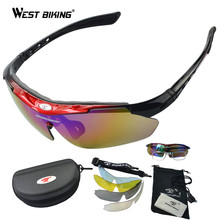 Bike Eyewear With Myopia Frame Windproof Motorcycle Goggle Polarized Sunglasses Bicycle Eyewear Skiing Skating Cycling Glasses