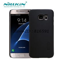 Buy sFor Samsung Galaxy S7 Case Nillkin Frosted Shield Hard Back Cover Case Samsung Galaxy S7 (5.1 inch) Screen Protector for $7.19 in AliExpress store