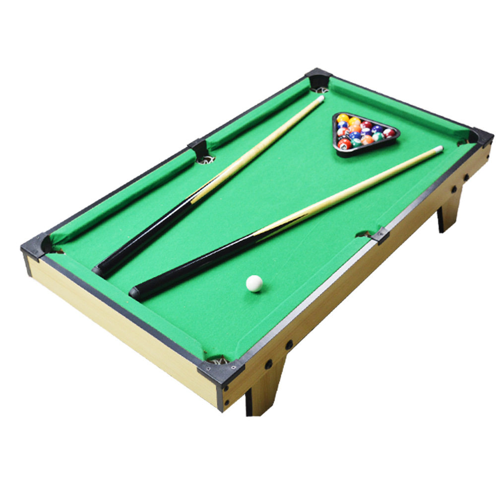 Wood Snooker Billiard Table 51*31*11 cm Boxed Mini Pool Ball Snooker Desktop Table Game(China (Mainland))