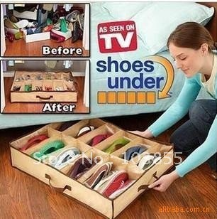 wholesale,free shipping, shoe storage box, shoes collecting box,12pairs shoes