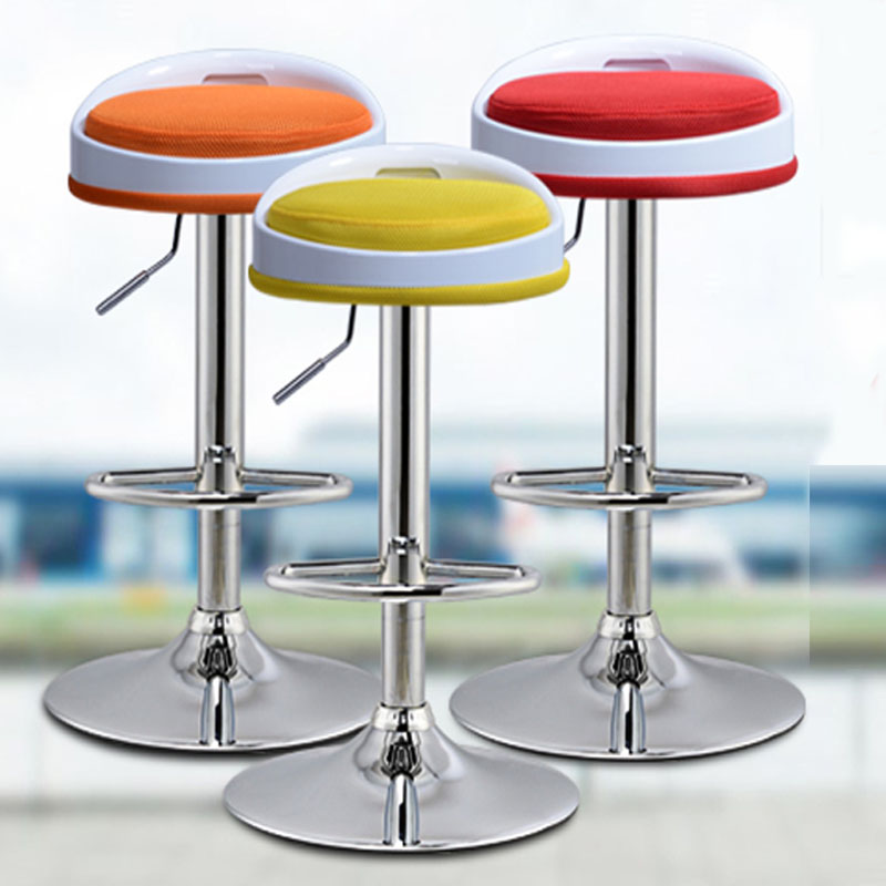 Simple household mesh bar chairs high chair stool lift Front Fashion<br><br>Aliexpress
