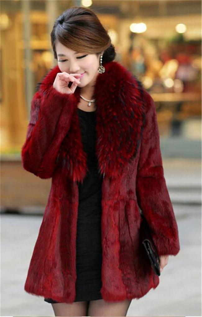 Зимняя Женская Одежда Меха