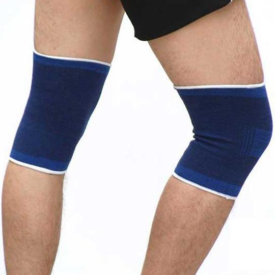 Knee Support Brace Arthritis Injury Gym Knee Sleeve Elastic Bandage Football Soccer Basketball Knee Protector Pads Patella Guard(China (Mainland))