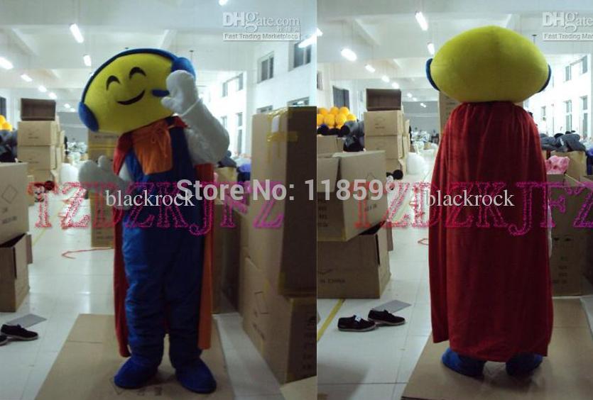 HOT SALE Cute new blues music boy Halloween animal Mascot Costume Fancy Dress Animal mascot costume free shipping(China (Mainland))