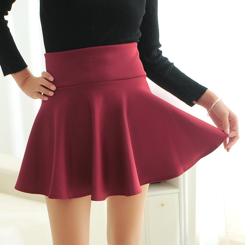 Perfect 2014 Women New Slim Summer Fashion XXXL Embrodiery Jeans Denim Skirt