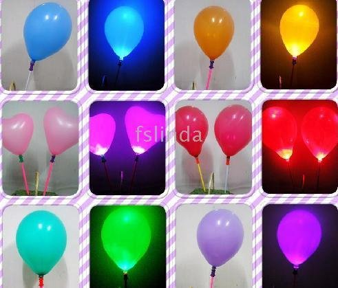 LED multi-color Latex Balloon Light, wedding, party, holiday, birthday, Christmas Lights - Flinda Ind Co., Limited store