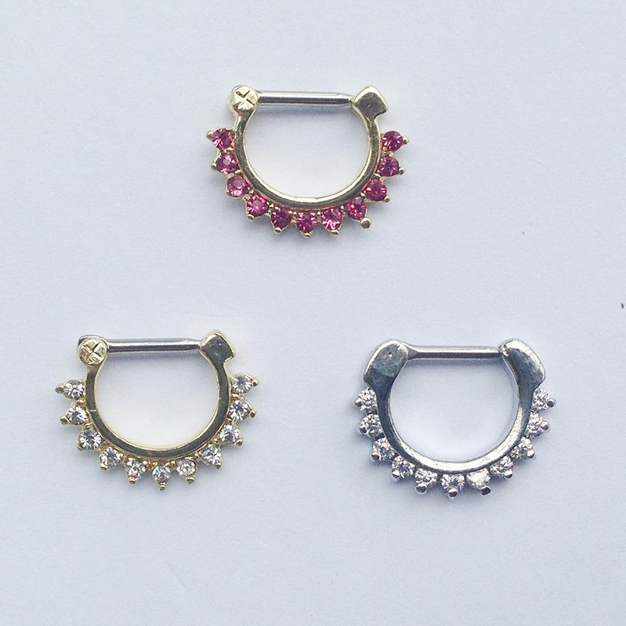 aliexpress buy 1pc piercing nose ring stainless