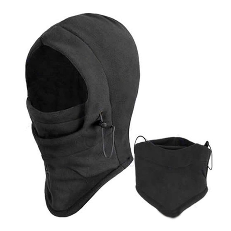 New Arrival Face Mask Thermal Fleece Balaclava Hood Swat Ski Bike Wind Winter Stopper Beanies Out Door Sports CC0013(China (Mainland))