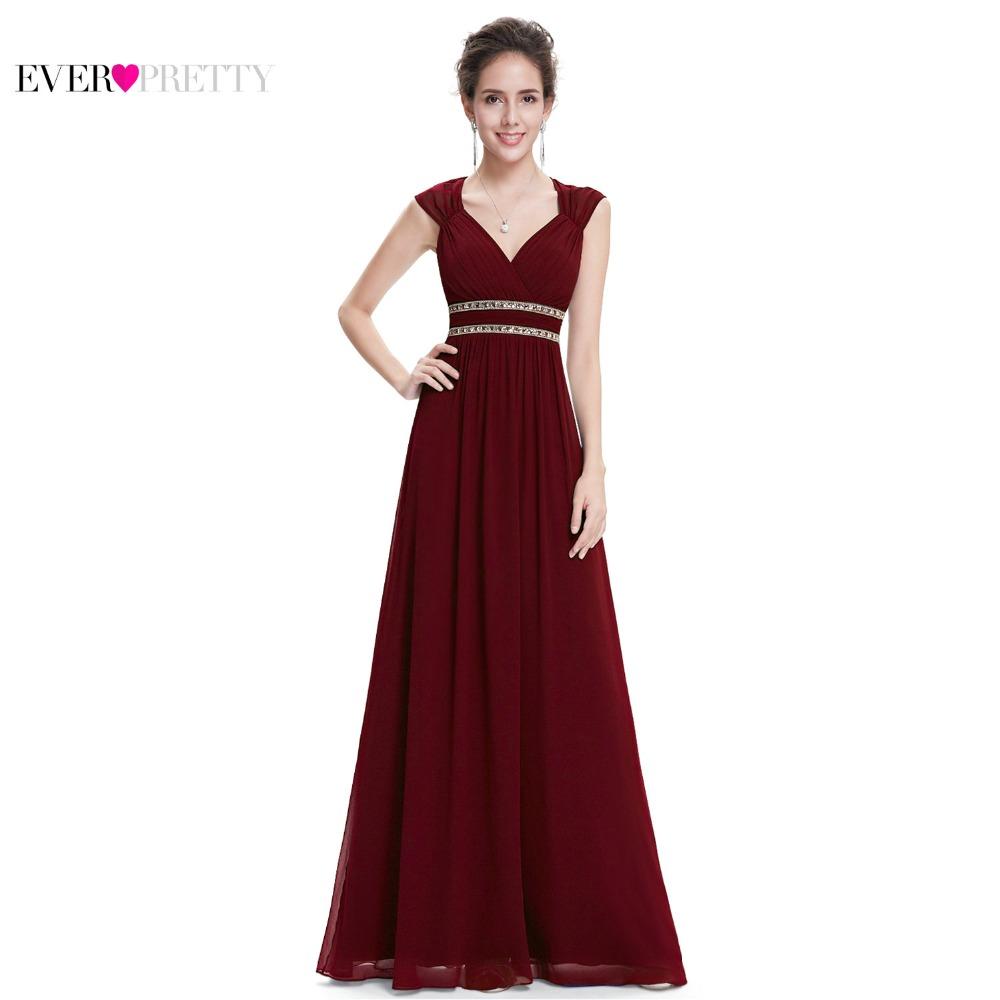 Formal Evening Dresses Long EP08697 Ever Pretty Women Elegant Navy Blue White V neck Sleeveless Empire Evening Dresses 2017 New(China (Mainland))