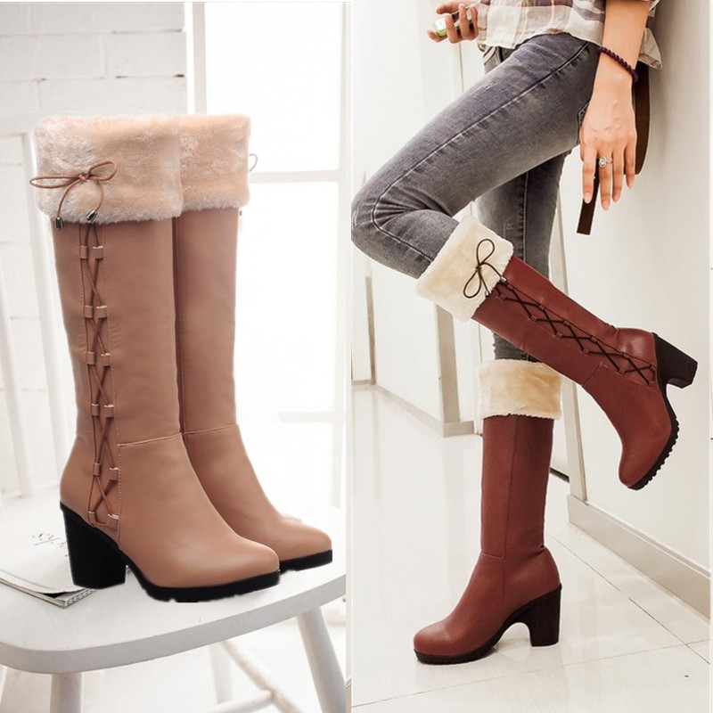 Warm Snow Boots For Women | Santa Barbara Institute for ...