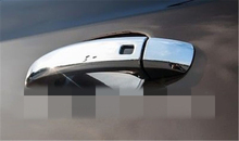 Buy CHROME DOOR HANDLE COVER TRIM FIT FOR 2009 2010 2011 2012 2013 AUDI Q5 2008 2009 2010 2011 A4 B8 S4 A5 for $17.09 in AliExpress store