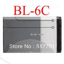 Baterias de Telefone Celular Qualidade do Telefone Bl-6c para Nokia o Envio Gratuito de Alta Móvel Bateria 6235 QD 6268 6152 6015 2115i 2116i 2125i 2126i 2128i 2875 2875i