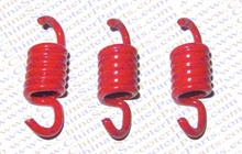 3PCS GY6 125cc 150cc 152QMI 157QMJ Scooter Moped 2000RPM 2000N High Performance Racing Clutch Spring Se