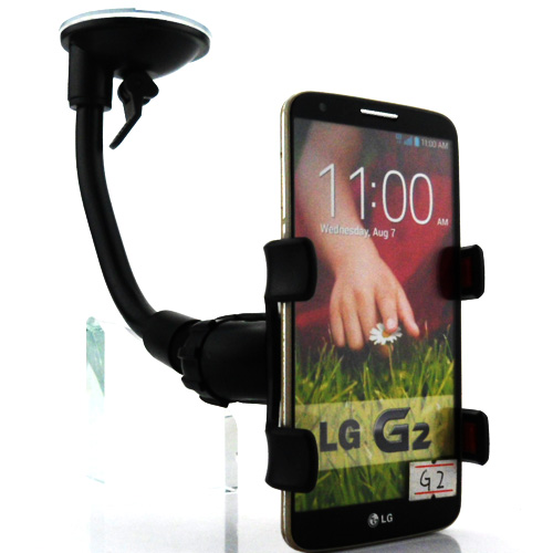 Universal Car Cell Phone Rotating Mount Stand Holder For LG Optimus G2 D802(China (Mainland))