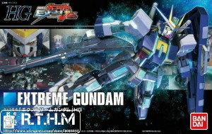 Bandai HGUC 121 Extreme Gundam Scale Model<br><br>Aliexpress