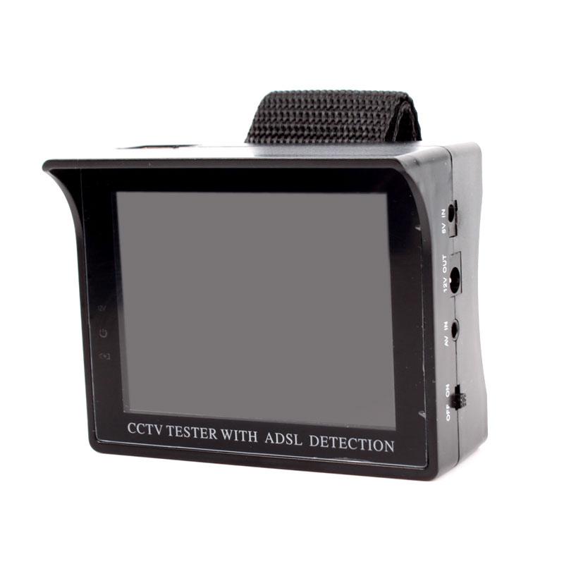 3.5 Inch TFT LCD MONITOR COLOR CCTV Security Surveillance Camera Tester # 71247(China (Mainland))