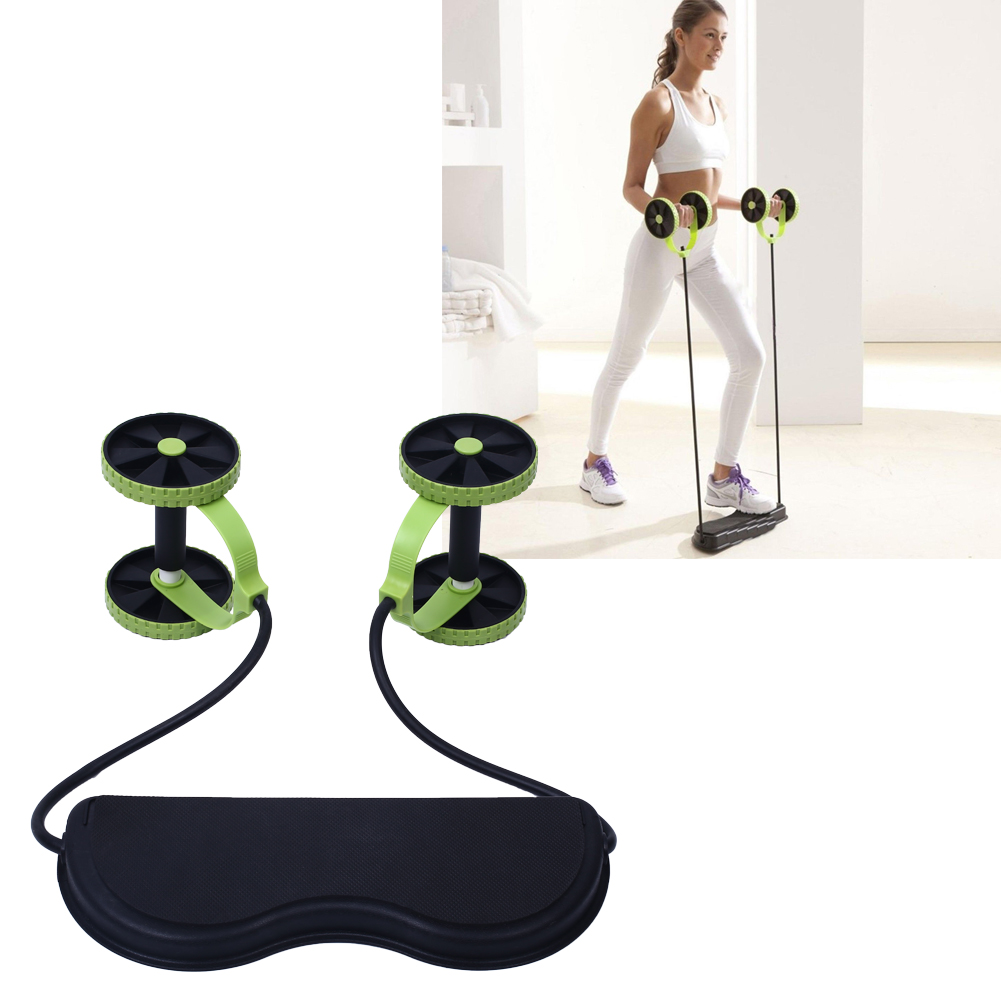 Home total body fitness gym abs arm shoulders resistance exercise