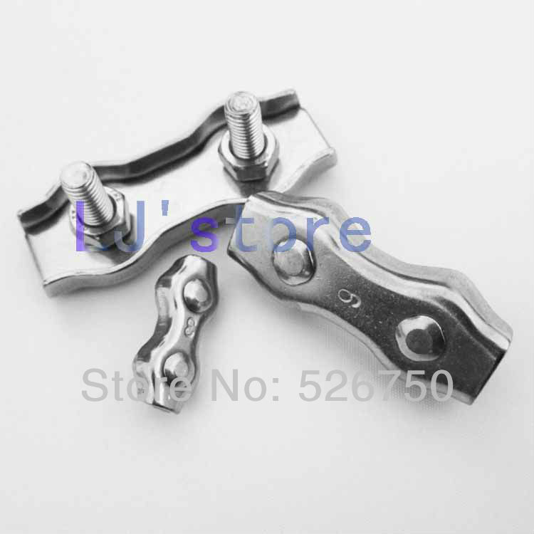 Excellent Stainless Steel Wire Rope Clamps Images - Electrical ...