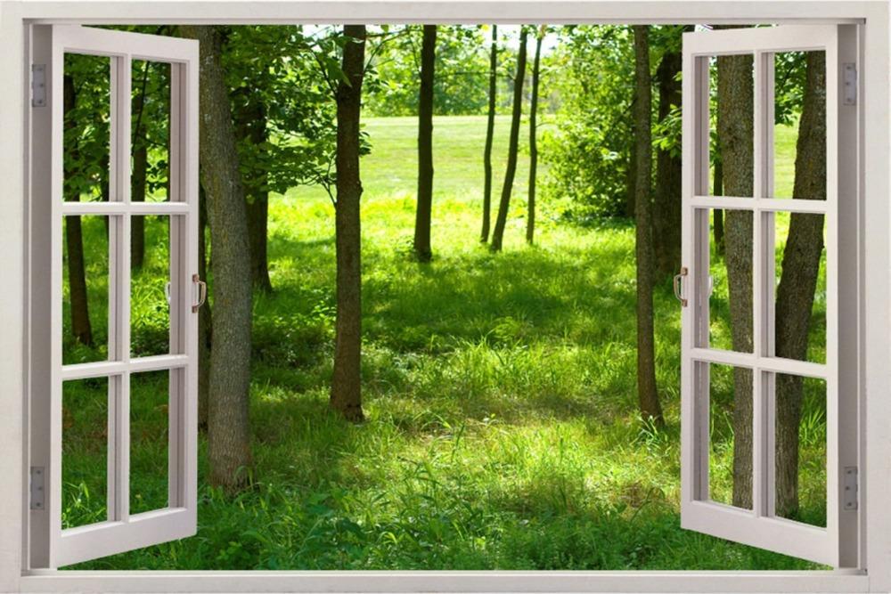 aliexpress   buy 3d decal sticker window frame style