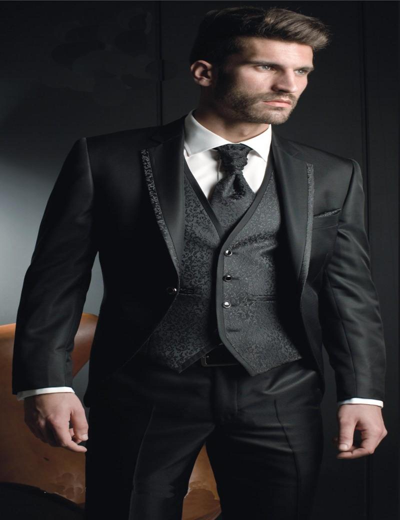 Promoci n de trajes para hombre moderno de alta calidad compra trajes para hombre moderno - Hochzeitsanzug hugo boss ...
