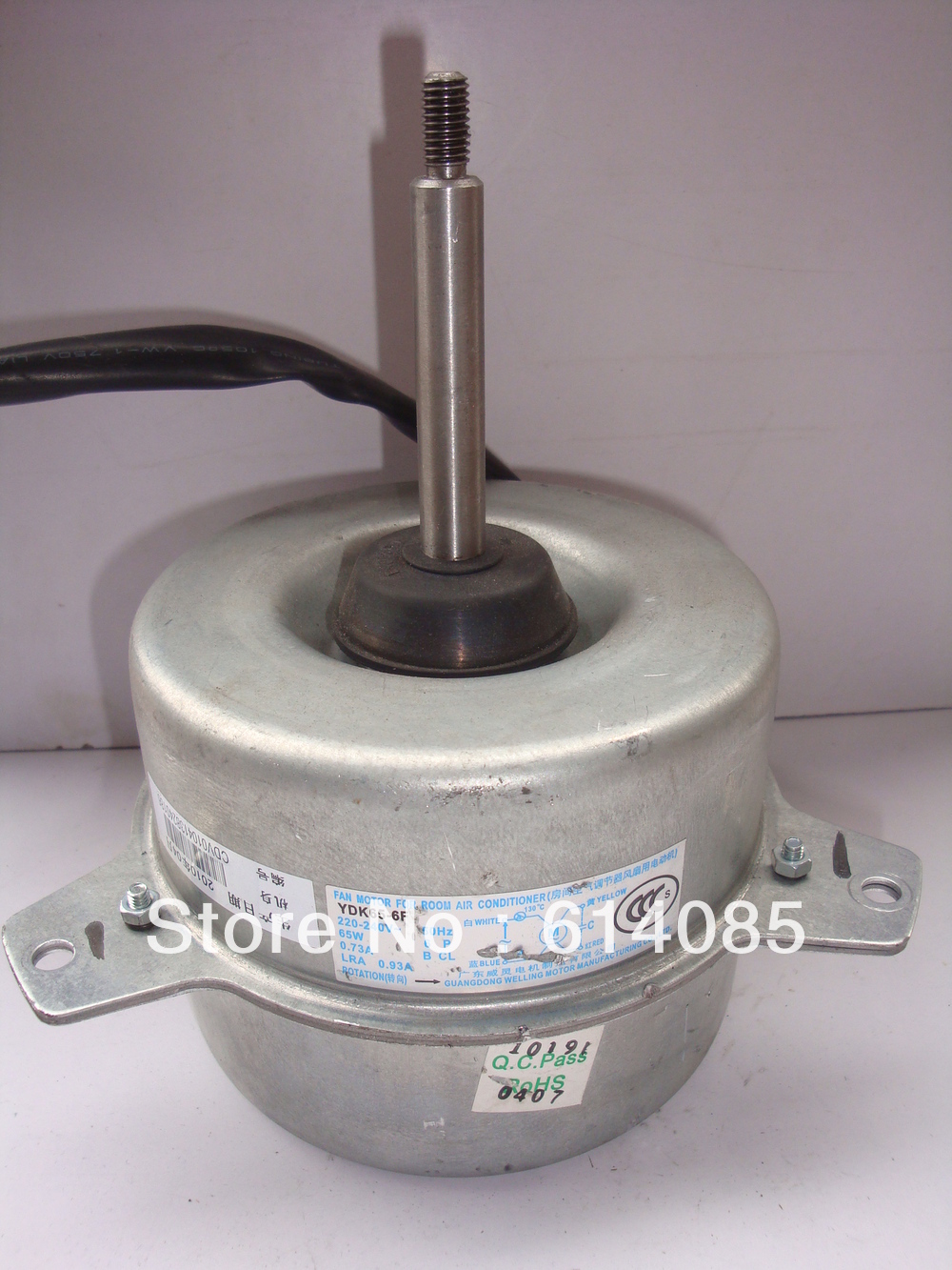 Air Conditioner Fan Motor Ydk65 6f In Air Conditioner