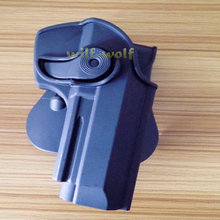 IMI DEFENSE Polymer Retention Roto Holster double magazine holster Fits Beretta 92 96 M9 black - UNITEWIN WF Tactical store