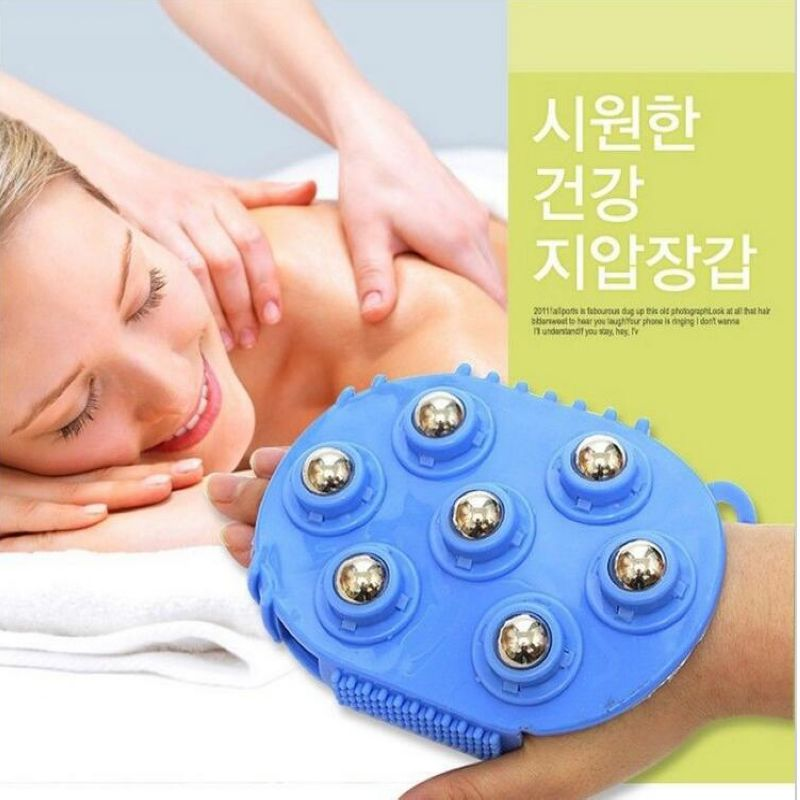 Health Care Handheld tools 360 Degree Rotation 7pieces Magnetic Beads Mini Body Massage Brush Steel Ball Massager Slimming  Health Care Handheld tools 360 Degree Rotation 7pieces Magnetic Beads Mini Body Massage Brush Steel Ball Massager Slimming