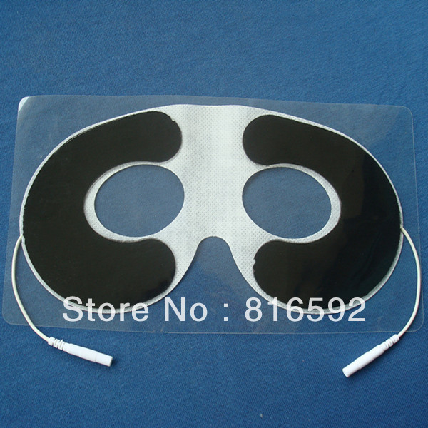 electrotherapy eyes massage pads/electrode pads for tens/ muscle stimulator(China (Mainland))