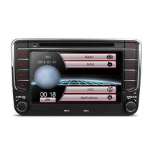 "XTRONS 7"" Car DVD Player Canbus GPS Navigation audio stereo Screen Mirror for Volkswagen vw /Seat/Skoda Golf Passat Touran Polo(China (Mainland))"
